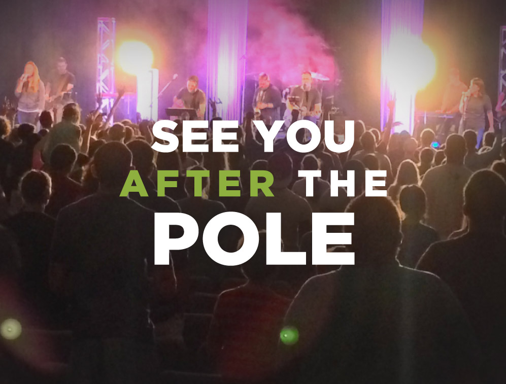 See You After The Pole Event Graphic